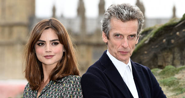 Peter Capaldi confirms 'different' companion has been cast in 'Doctor Who'